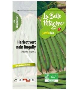 Haricot Vert nain Rugally BIO, 30g