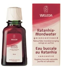 Oral water Ratanhia, 50ml