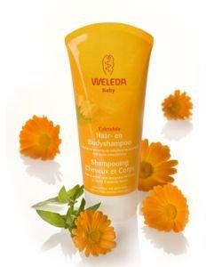 Hair and body shampoo with calendula BIO, 200ml