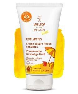 Crème solaire SPF 50 - Baby & Kids, 50ml