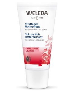 Night Cream with Pomegranate Firming Face, 30 ml