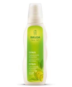 Lait corporel Hydratant au Citrus BIO, 200ml