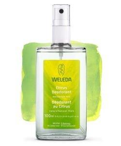 Deodorant with the citrus BIO, 100ml