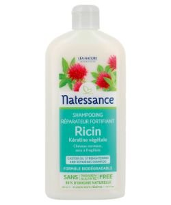Shampooing réparateur fortifiant Ricin, 500ml
