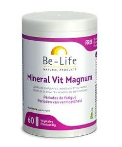 Mineral Vit Magnum, 60gélules