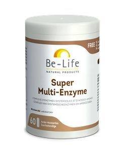 Super Multi-Enzyme, 60gélules