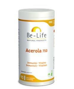 Acerola 750, 90gélules