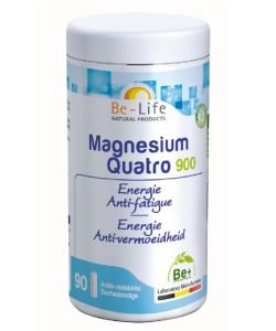 Magnésium Quatro 900, 90gélules