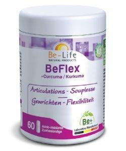 BeFlex (+ curcuma), 60gélules