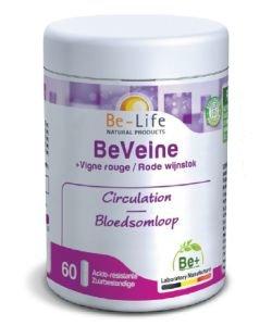 BeVeine + vigne rouge, 60gélules