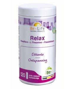 Relax (Passiflore + L-théanine), 120gélules