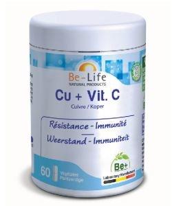 Cu +  Vit.C, 60gélules