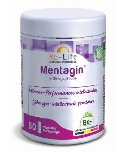 Mentagin (+Ginkgo Biloba), 60gélules