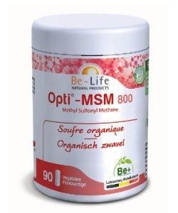 Opti-MSM 800 , 90gélules
