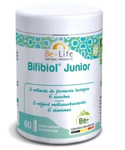 Bifibiol Junior (ferments lactiques), 60gélules
