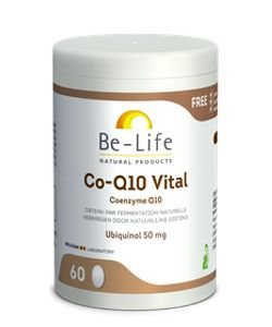 Co-Q10 Vital (co-enzyme Q10), 30capsules