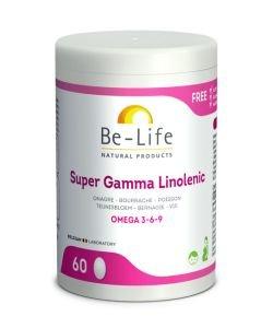 Super Gamma Linolenic (Omega 3-6-9), 60capsules