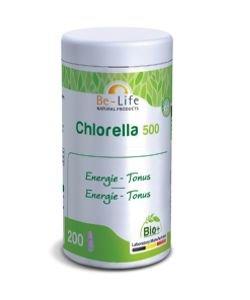 Chlorella 500 BIO, 200tablettes