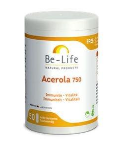 Acerola 750, 50gélules