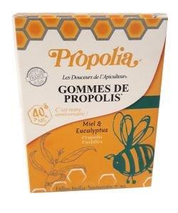 Gommes de propolis miel-eucalyptus, 45g