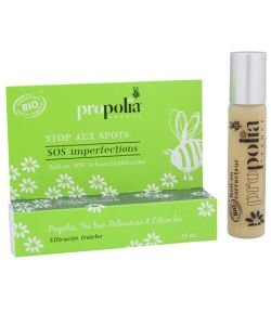 SOS imperfections Propolis - Tea Tree BIO, 15ml