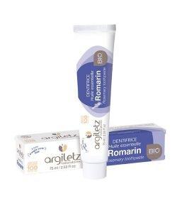 Dentifrice au romarin
