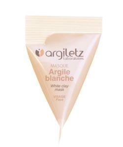 Masque argile blanche - monodose