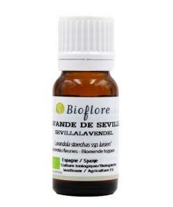 Lavande de Séville (Lavandula stoechas ssp luisieri) BIO, 10ml