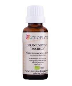 Géranium Rosat 'bourbon'(Pelargonium asperum)BIO BIO, 30ml