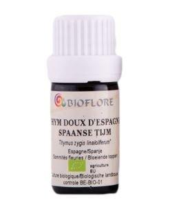 Thym doux d'Espagne (Thymus zygis linaloliferum) BIO, 5ml