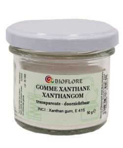 Gomme Xanthane (poudre), 50g