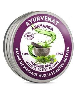 Baume de massage Abhyanga - Ayurvénat