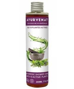 Gel douche Ayurvédique aux 18 plantes - Ayurvénat