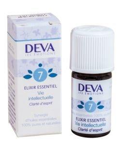 Elixir Essentiel n°7: Vie intellectuelle BIO, 5ml