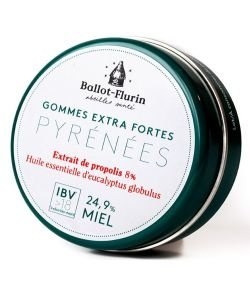 Gommes extra fortes des Pyrénées BIO, 30g