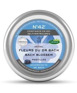 Pastilles n°42 - Confiance en soi - Dr Bach