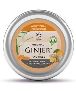 Pastilles Ginjer - Orange