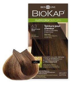 Nutricolor Delicato 6.3 Blond Foncé Doré, 140ml
