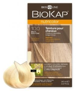 Nutricolor 10.0 Blond Extra Clair, 140ml