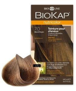 Nutricolor 7.0 Blond Moyen, 140ml