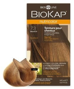 Nutricolor 7.3 Blond Or, 140ml