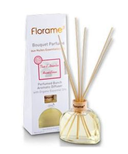 Diffuseur Bouquet parfumé Fleur d'Amandier, 80ml
