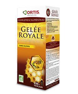 Gelée Royale - sans alcool  BIO, 250ml
