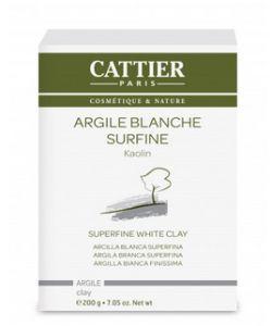 Argile Blanche Surfine, 200g