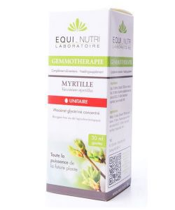 Myrtille (Vaccinium myrtillus) bourgeon BIO, 30ml