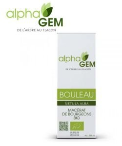 Bouleau (Betula alba) bourgeon BIO, 50 ml
