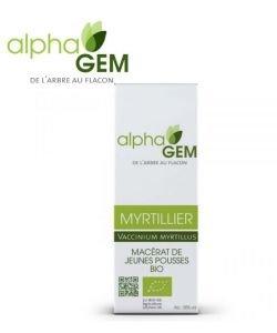 Myrtillier (Vaccinium myrtillus) bourgeon BIO, 50ml
