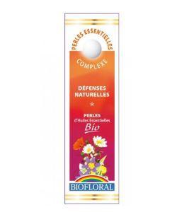 Perles essentielles Défenses naturelles BIO, 20ml