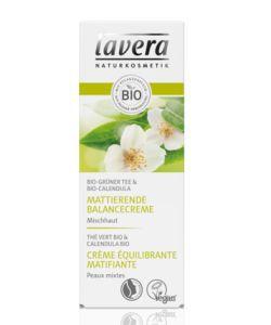 Crème équilibrante matifiante BIO, 50ml