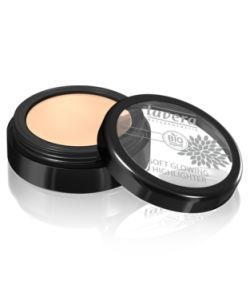 Soft Glowing Highlighter - Golden Shine BIO, 4 g